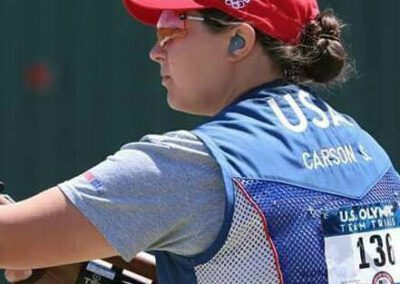 Sydney Carson Junior Worldcup Gold Suhl 2014 Skeet